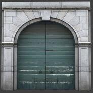 De vostok Arch Doorway