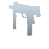 Inventory icon weapon mac10