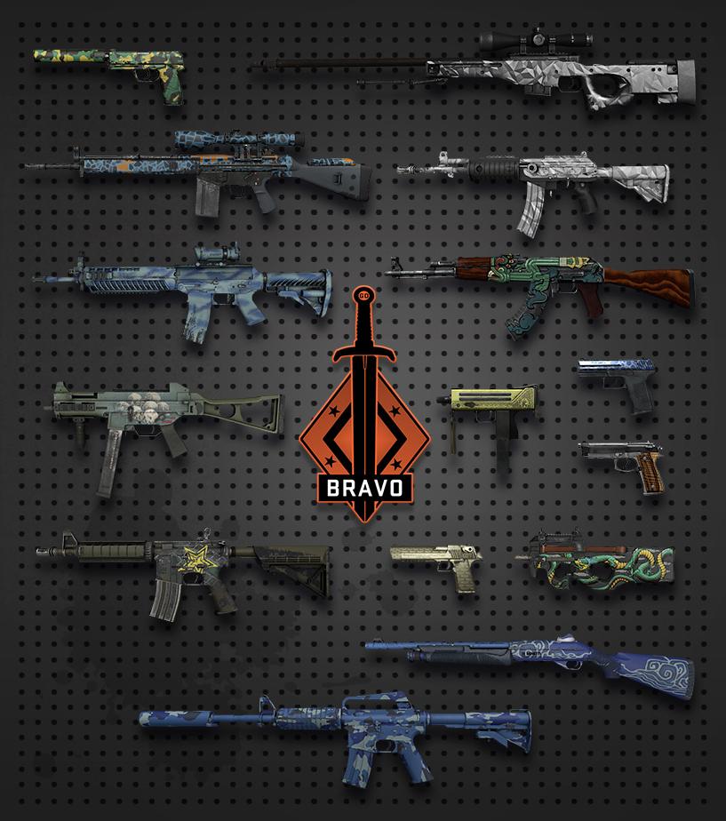 Operation Bravo Case | Counter-Strike Wiki | FANDOM powered