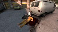 Cs motel hostage dead outside
