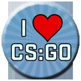 Csgo-Pin iheartcsgo