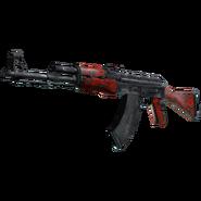 AK-47 Red Laminate