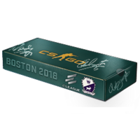 Boston 2018 cbble