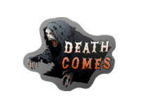 Death comes large pw