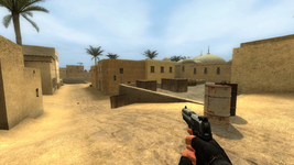 Dust2 first person view