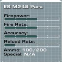 M249 desc csx