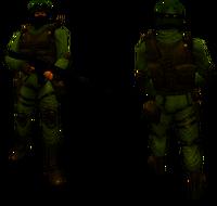 Swat cali model