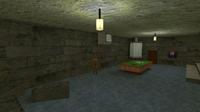Cs estate hostage basement