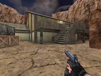 Cs militia cz0000 first person view