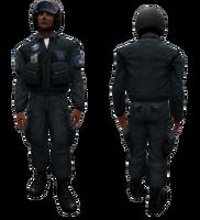 Hostage body3 ds