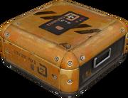 Case explosive