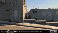CSGO Dust2 35