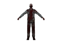 Csgo zombie ragdoll
