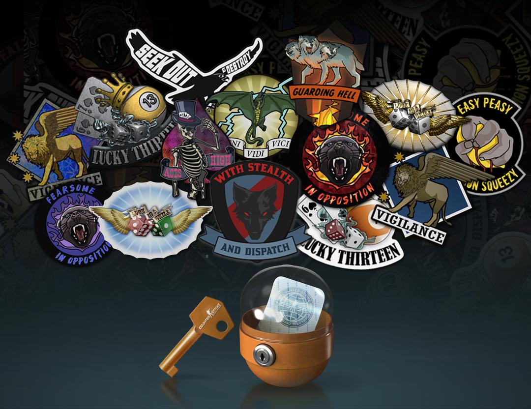 Stickers | Counter-Strike Wiki | FANDOM powered by Wikia