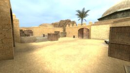 CSS Dust2 B Site