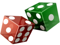 Csgo-Flair lucky dice