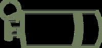 Smokegrenade hud outline csgoa