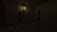Cs training hostages house