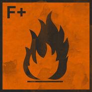 De depot Flammable chemicals 2