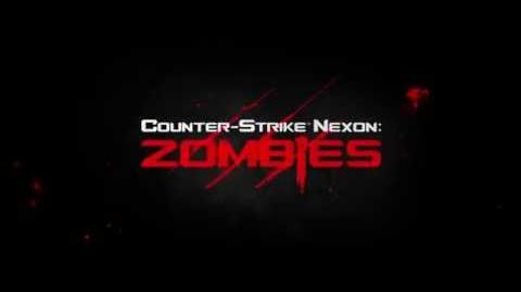 Counter Strike Nexon Zombies - Teaser Trailer