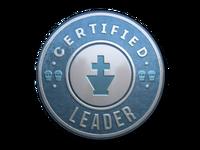 Csgo-stickers-team roles capsule-leader foil