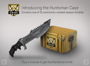 Huntsman case