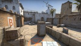 Csgo de dust2 new bombsite b