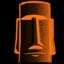 Tiki orange