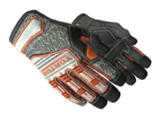 Specialist gloves specialist orange white light large
