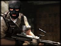 Terror selection hud cz