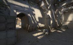 De dust2 new tunnels