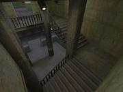 De stadium cz0019 Stairwell
