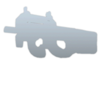 Inventory icon weapon p90