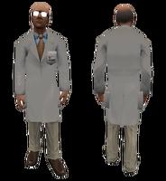 Scientist body ds