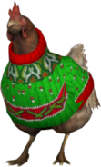 Chicken christmas2