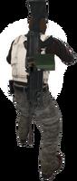 P m249 holster t csgo
