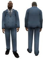 Businessman body5 ds