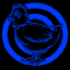Chick1 blue