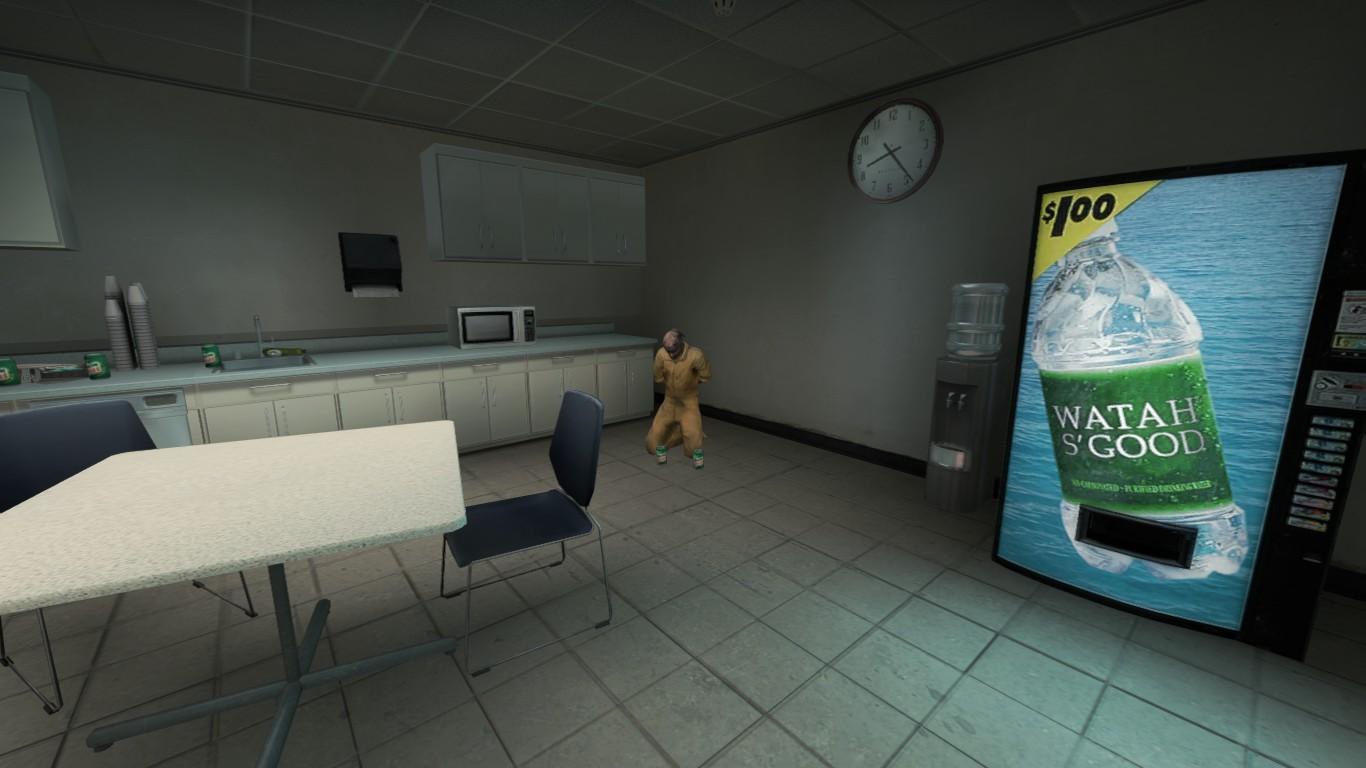 Merveilleux Cs Office Go Hostage Kitchen