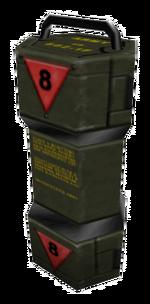 W weapon box