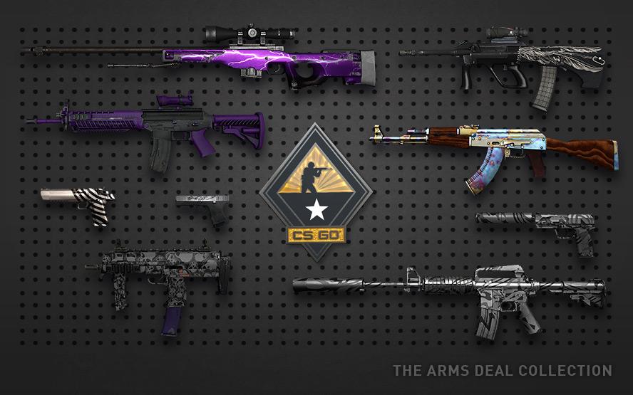 how to buy skins in cs go