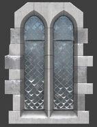 De vostok Church Window 2
