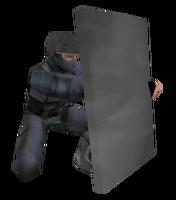 P shield crouch beta4