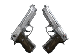 CSGO Dual Berettas Inventory