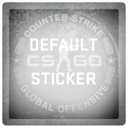 Csgo sticker default