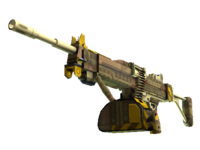 Weapon negev hy ducts yellow light large