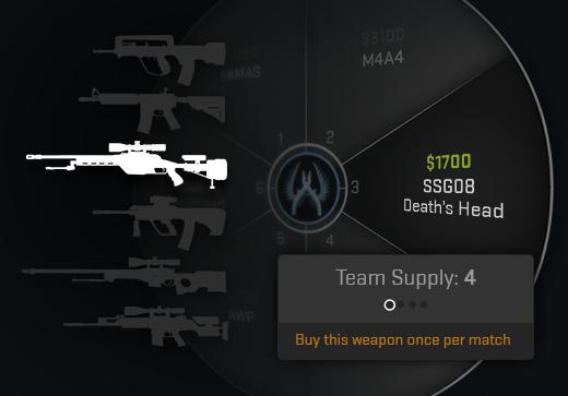 how to bind buy weapons in cs go