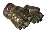 Studded bloodhound gloves bloodhound guerrilla light large