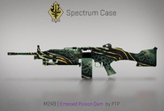 Csgo-m249-emerald-poison-dart-announcement