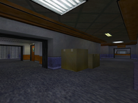 Cs office0019 Side Hall